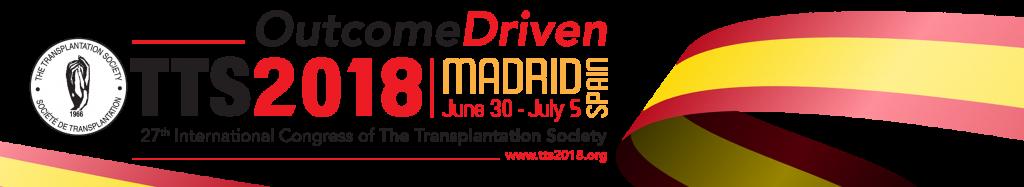 International Congress of The Transplantation Society 2018 - конгресс по вопросам связанным с трансплантацией