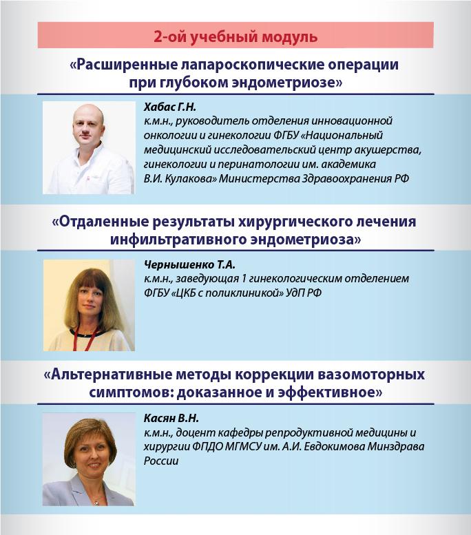 Интернет-семинар «Эндометриоз: стратегия и тактика борьбы».
