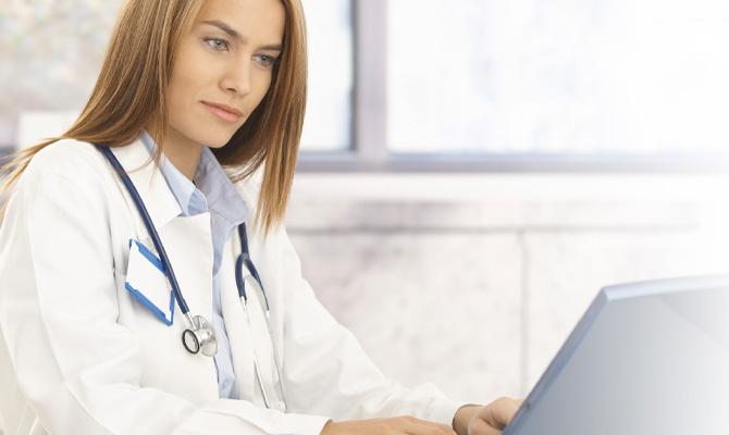 Дистанционное обучение врачей от ЭкспоПресс